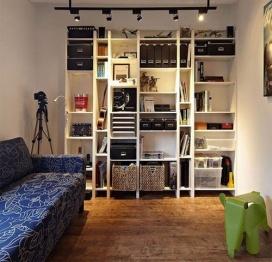 60㎡工业风公寓改造-卧室篇