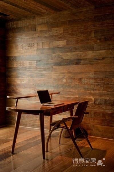 朴实的圣保罗全木住宅-卧室篇图_6