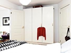 80㎡北欧复式家-卧室篇