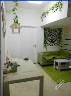 34平公寓变身2室1厅
