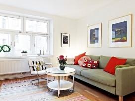 80㎡北欧复式家-客厅篇
