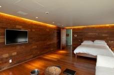 朴实的圣保罗全木住宅-卧室篇图_8