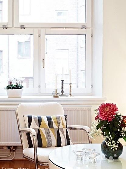 80㎡北欧复式家-客厅篇图_2