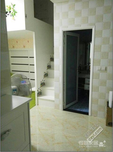 34平公寓变身2室1厅图_3