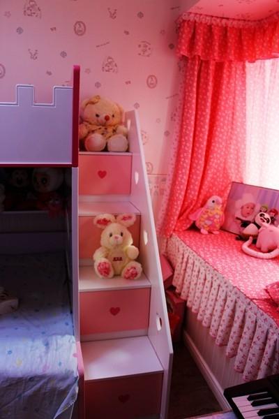 保利中央公馆之温馨小家-卧室