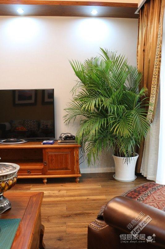 85平3房2厅精致美式-客厅图_7