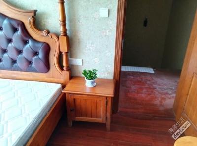 美式复式装修日记-卧室