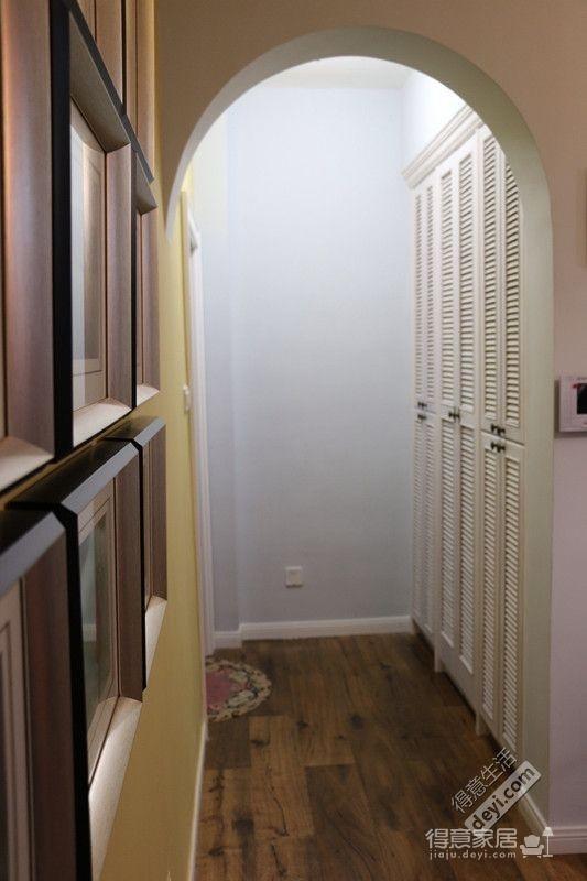 85平3房2厅精致美式-客厅图_6
