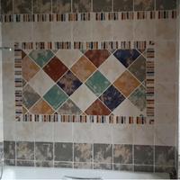 【2014届家装日记】美式&复式 --卫生间竟然成了亮点!