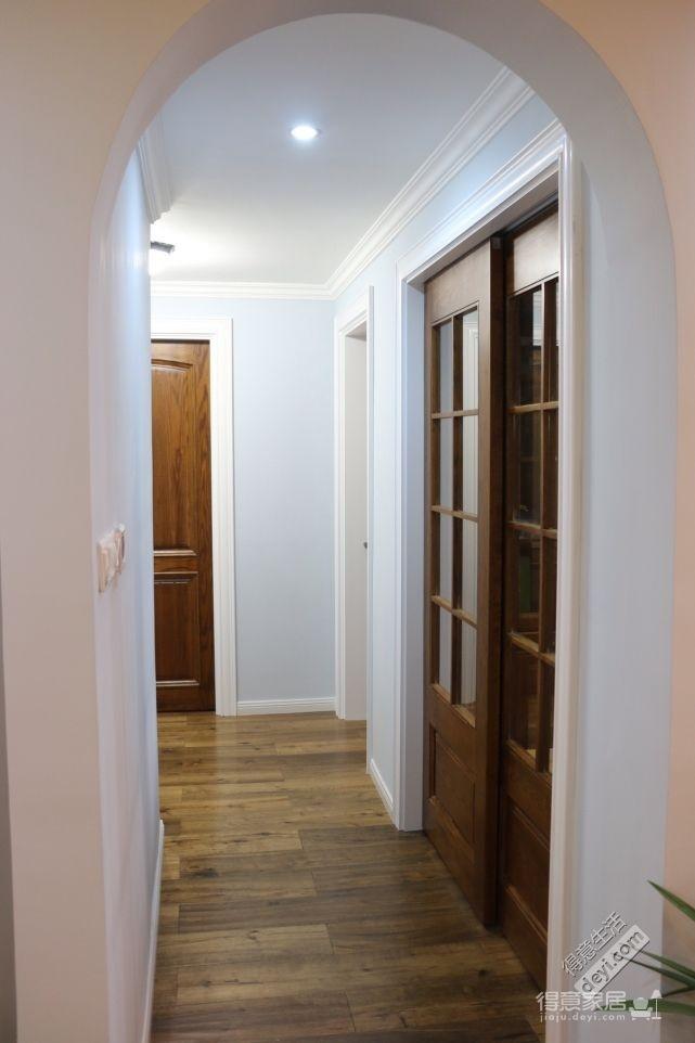85平3房2厅精致美式-客厅图_5
