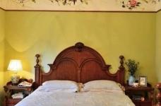92平米地中海浪漫怀旧卧室图_3