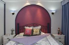 紫色魅惑卧室图_1