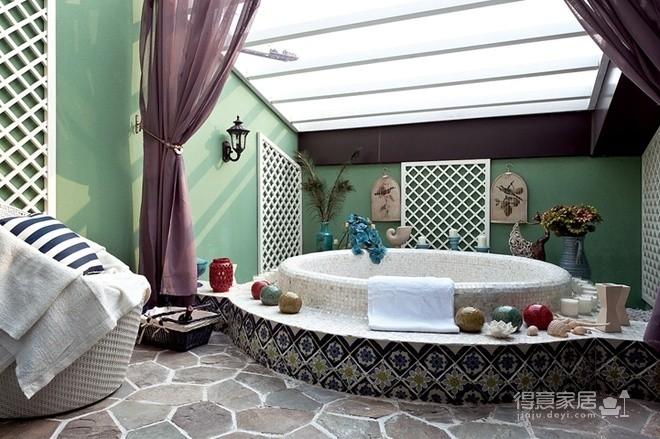 最喜欢有大的卫浴室的房子图_1