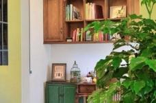 92平米地中海浪漫怀旧书房图_2
