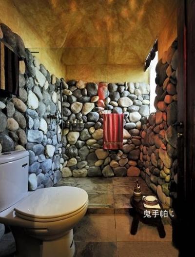 波普原生态卫浴设计