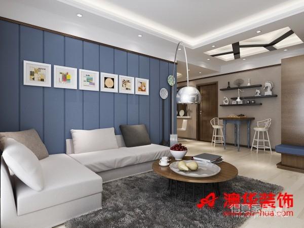 造香港映象90平米效果图图_2