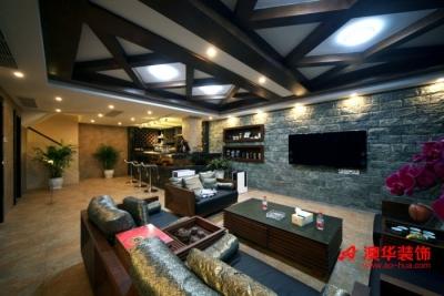58万享受中国院子490平米豪宅的生活