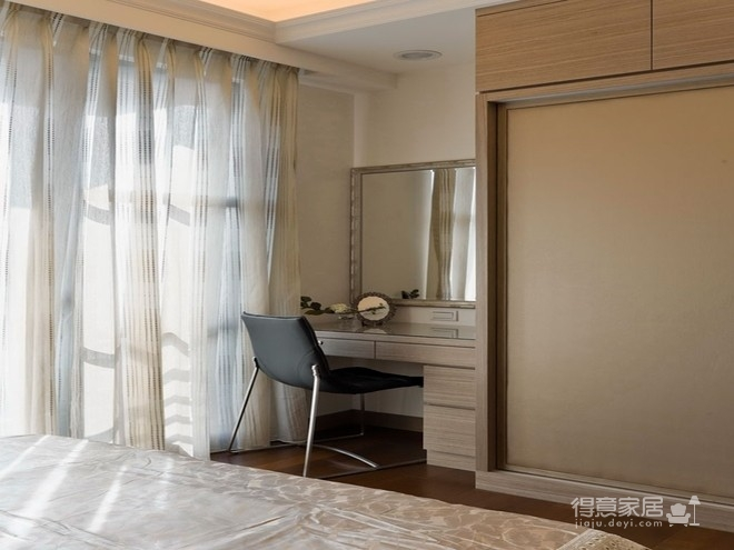 组-现代元素的俐落两室两厅图_2