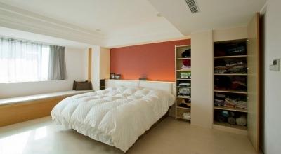 组-178平简约内敛的卧室设计