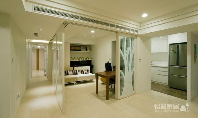 组-178平简约内敛的客厅设计图_4