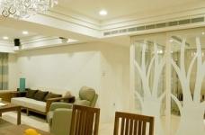 组-178平简约内敛的客厅设计图_5