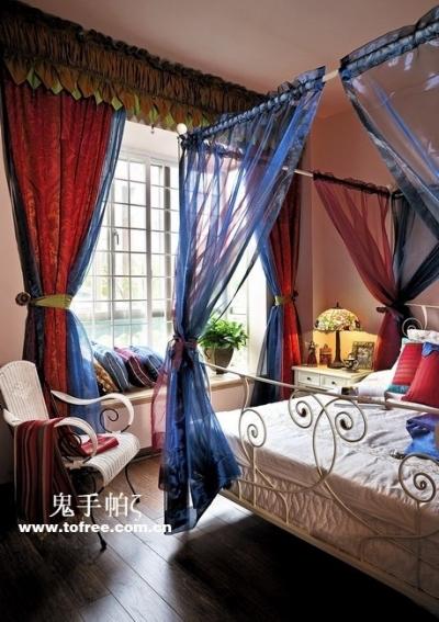组-热情东南亚美居-卧室