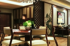 金色港湾--中式韵味家居,诠释中华文化的独特情怀图_1