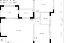 港东名居两房两厅现代简约风格图_7