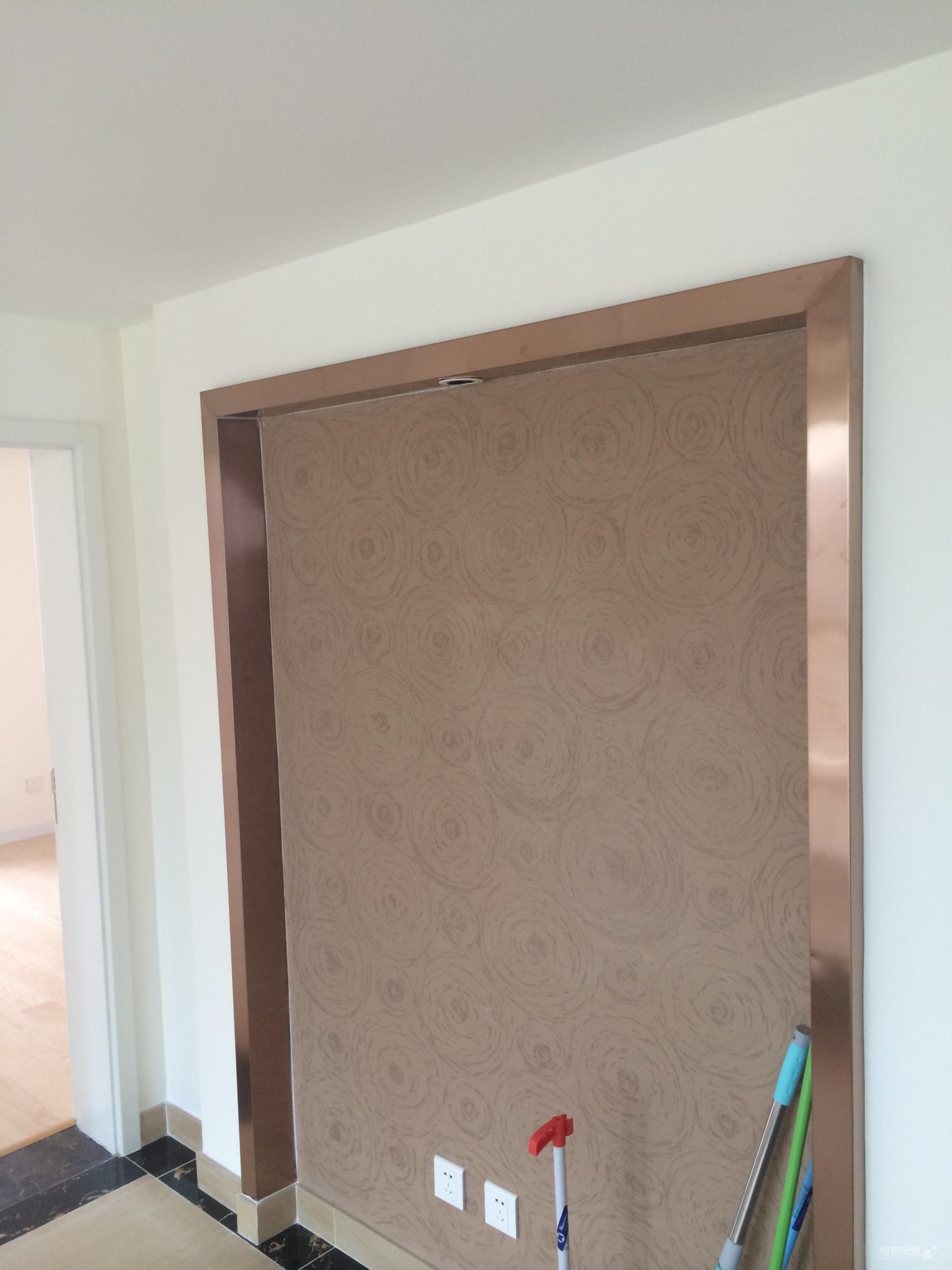 130平米混搭风格三居室/实景完工工地展示图_4