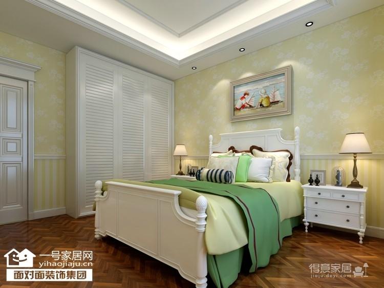 华润·悦府-220平-现代欧式-五室三厅图_6