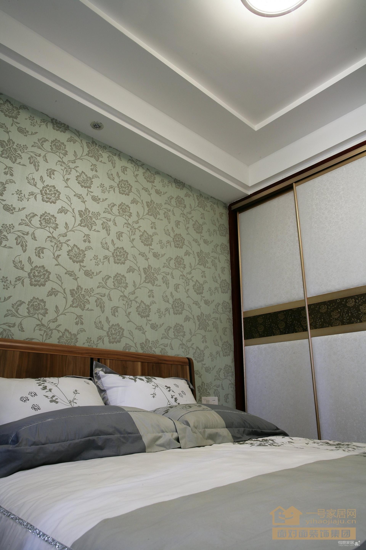 绿地国际金融城145平现代港式装修实景图图_21