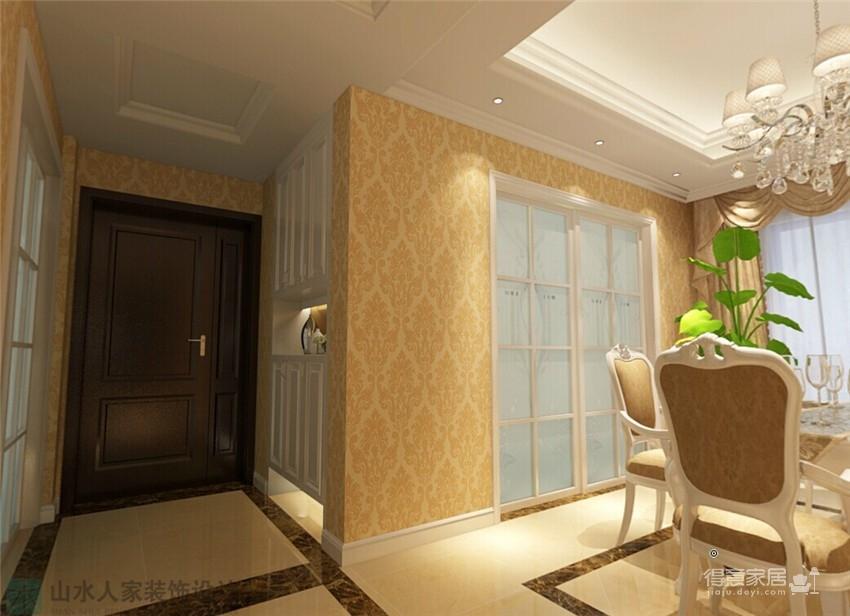 葛洲坝世纪花园一期-四室两厅-装修效果图图_6