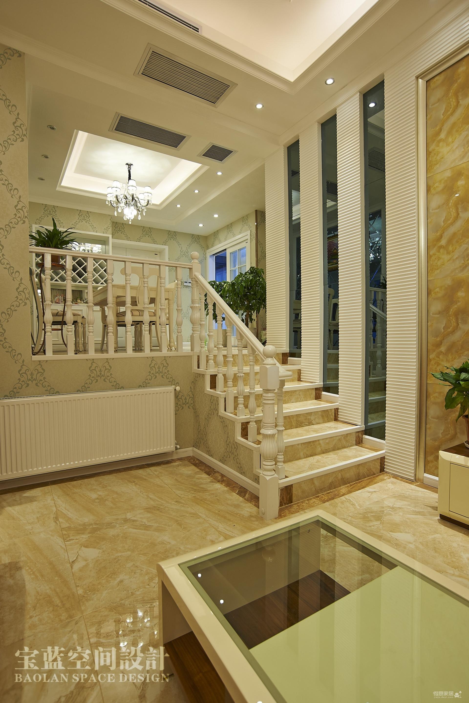 三层别墅-欧式风格-高端大气图_8