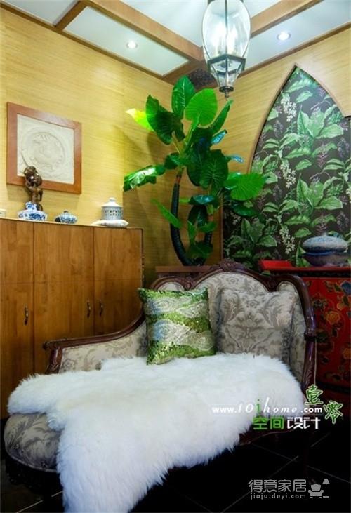 亚热蕉林----巴厘岛风情图_3