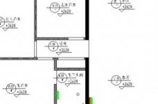 200平米联排别墅/现代欧式风格装修图_7