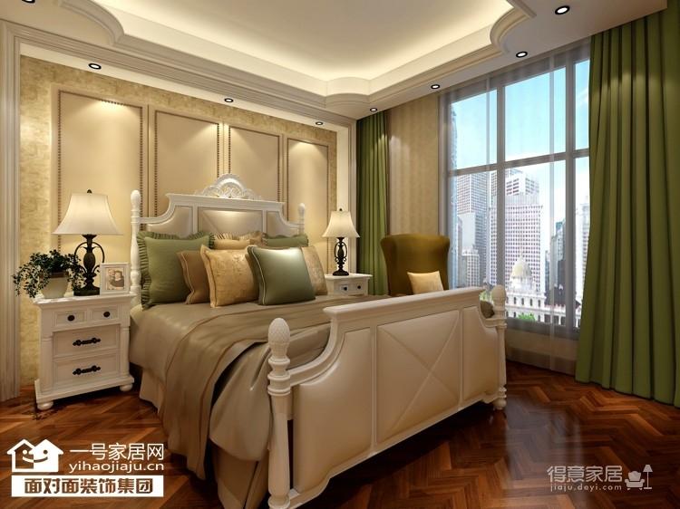 华润·悦府-220平-现代欧式-五室三厅图_4