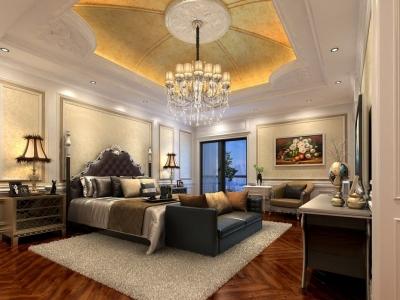 300平米独栋别墅豪华欧式装修专享高品质生活