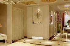 保利心语-三室两厅-装修效果图图_2