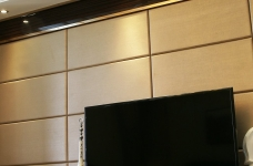 绿地国际金融城145平现代港式装修实景图图_10