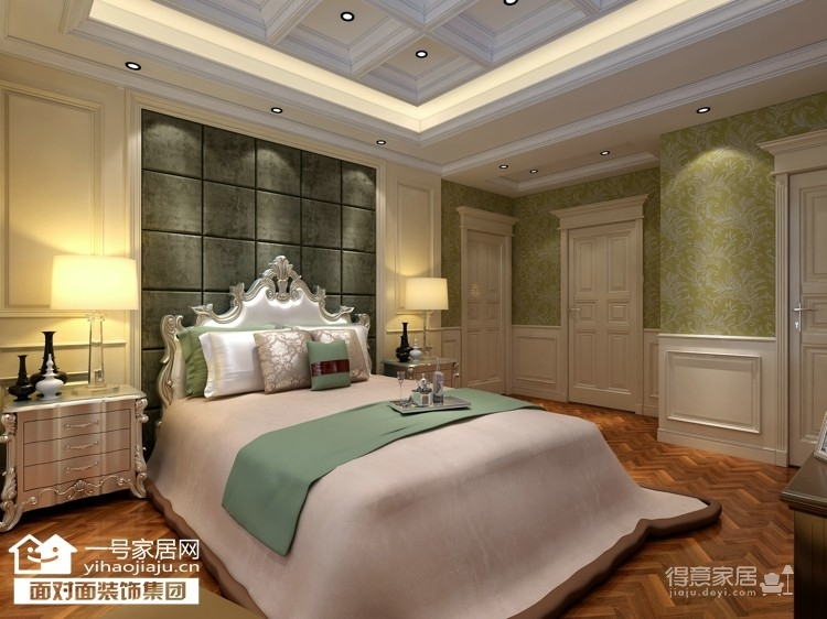 华润·悦府-220平-现代欧式-五室三厅图_8