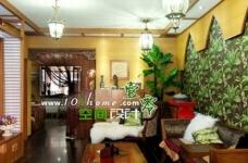 亚热蕉林----巴厘岛风情图_1