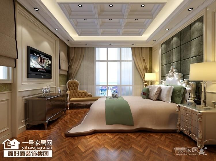 华润·悦府-220平-现代欧式-五室三厅图_7