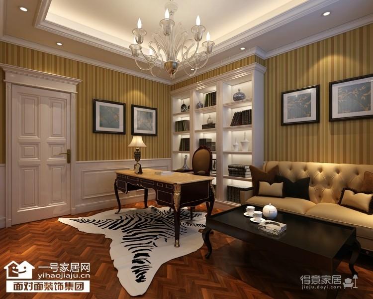 华润·悦府-220平-现代欧式-五室三厅图_5