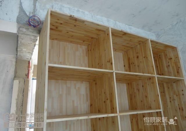 木工施工现场图_32