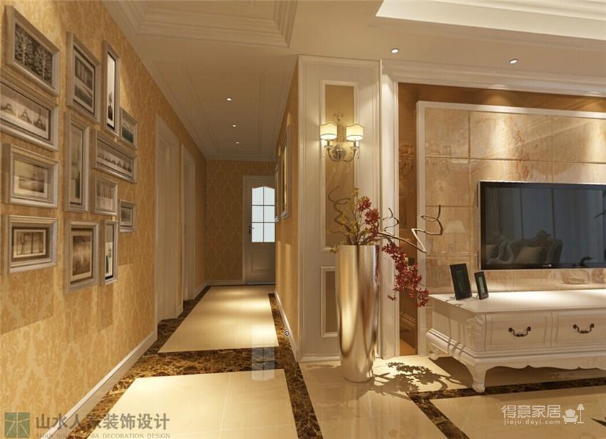 葛洲坝世纪花园一期-四室两厅-装修效果图图_5