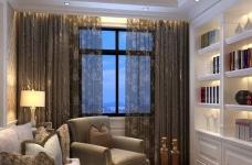300平米独栋别墅豪华欧式装修专享高品质生活图_8