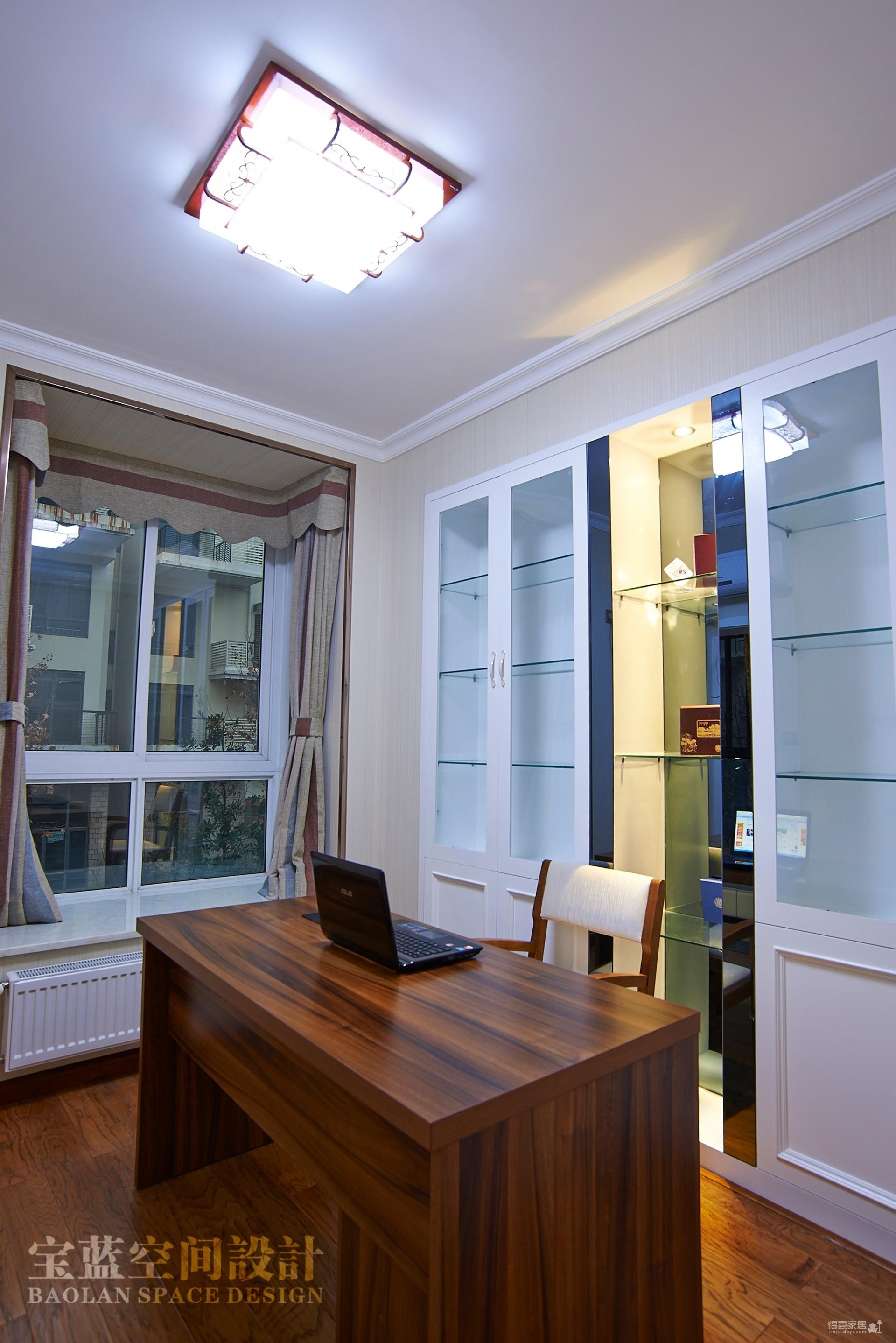 三层别墅-欧式风格-高端大气图_5
