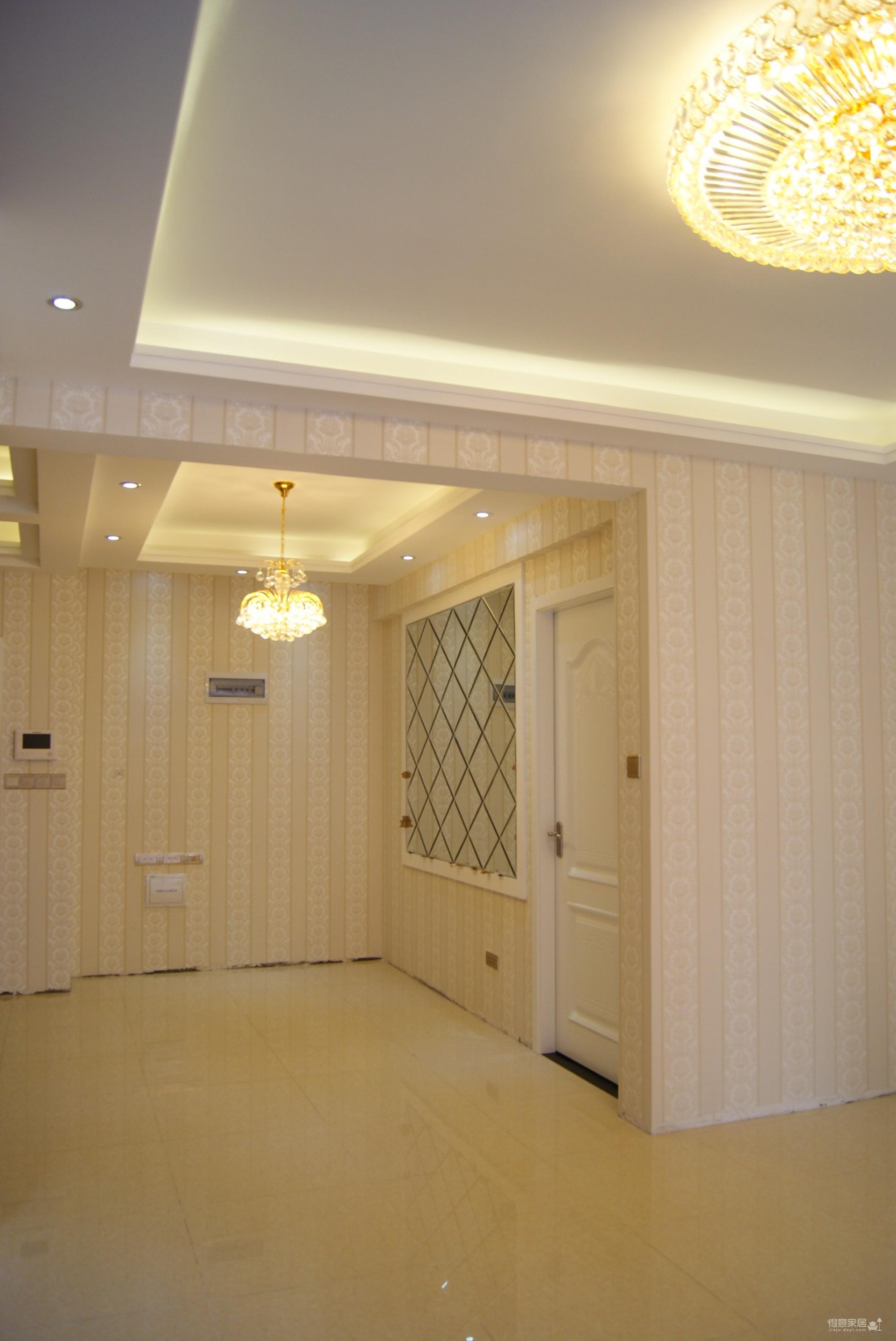 奥山世纪城-85平-两室两厅-简约风格图_4