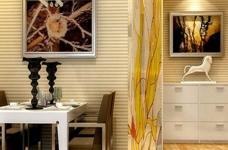 珞珈雅苑-83平-两室两厅-现代简约图_2
