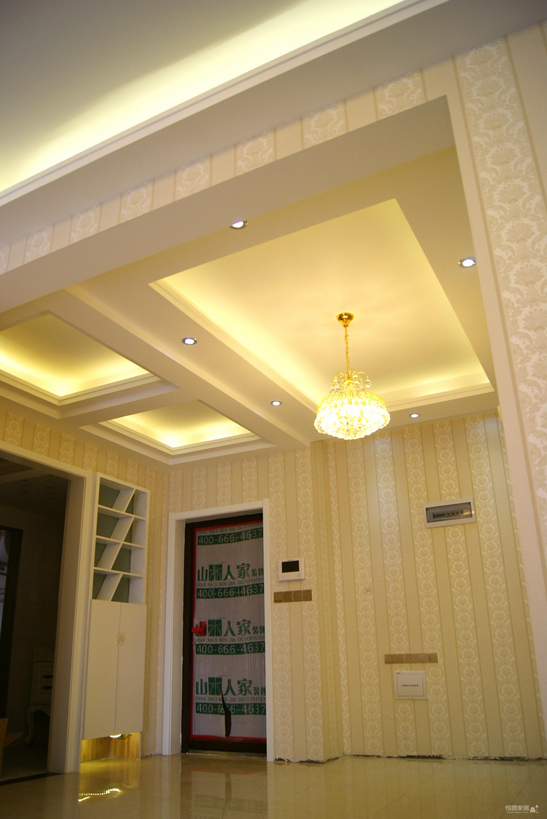 奥山世纪城-85平-两室两厅-简约风格图_3